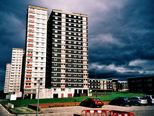 Sighthill Flats